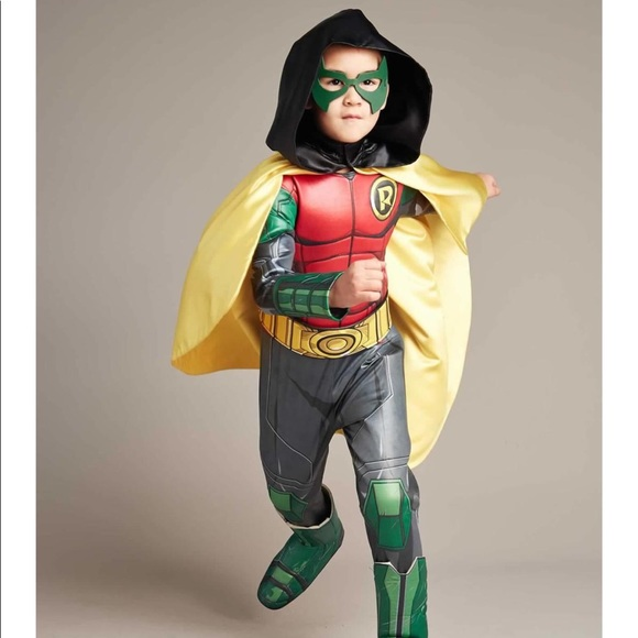 Chasing Fireflies Ultimate Robin Costume For Kids
